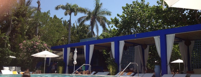 Shore Club is one of Beach Hotels in Miami Beach.