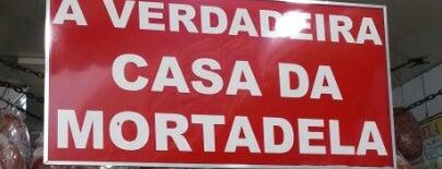 Casa da Mortadela is one of Dicas.