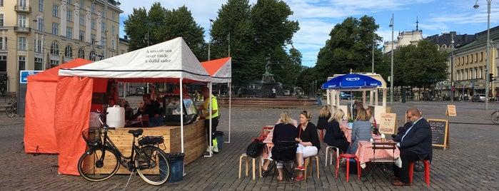 Café Köket is one of Helsinki.