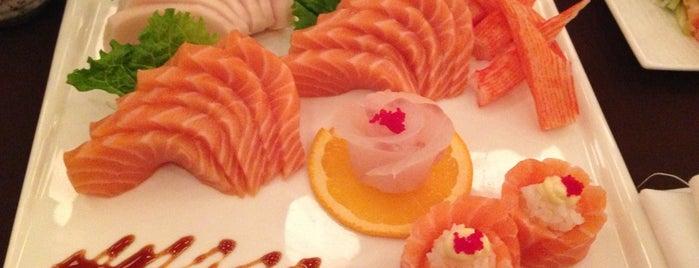 K & B Sushi is one of Oakville/Burlington to-do, eat and visit.