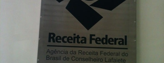 Receita Federal is one of Top 10 favorites places in Ouro Branco.