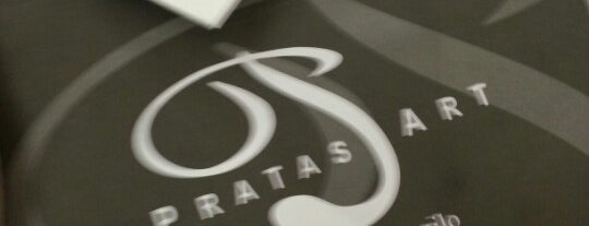Pratas Art is one of Midway Mall.