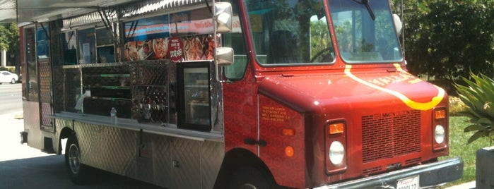 Yalla Truck is one of Ecorazzi Eats Restaurant Week.