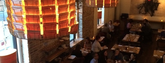 Salt House is one of Sister 'hoods: SoMa & Capitol Hill.