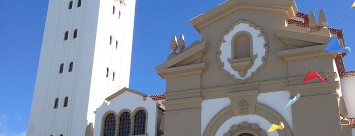 Basílica Nuestra Señora de Candelaria is one of Turismo por Tenerife.