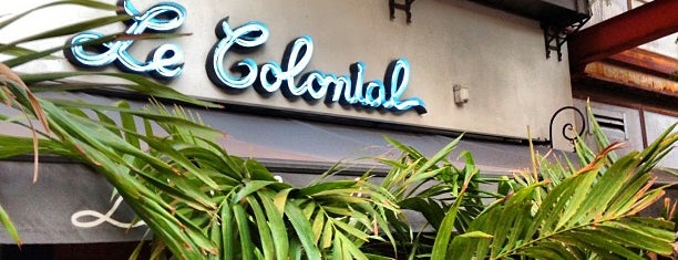 Le Colonial is one of The 15 Best Places That Are Good for Dates in Chicago.