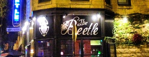 The Beetle Bar and Grill is one of 2013 Chicago Craft Beer Week venues.