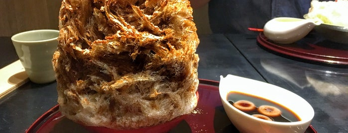 Gion Tokuya is one of Shaved Ice Around the World.