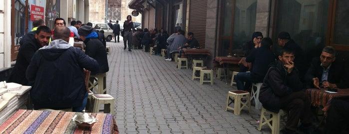 Nasip Mangalda Çay Keyfi is one of Konya'da Café ve Yemek Keyfi.