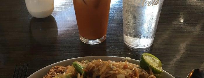 Thai Basil is one of Thai food.