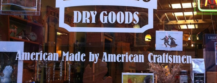 Bumble's Dry Goods is one of Cyberoptix's Stockists!.