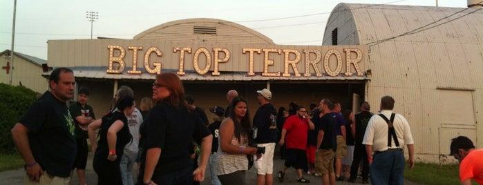 Terror Town! is one of Best Haunts and Scares-Halloween Part2.