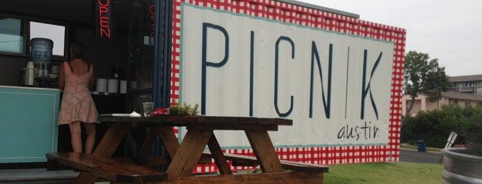 Picnik Austin is one of #Austin.