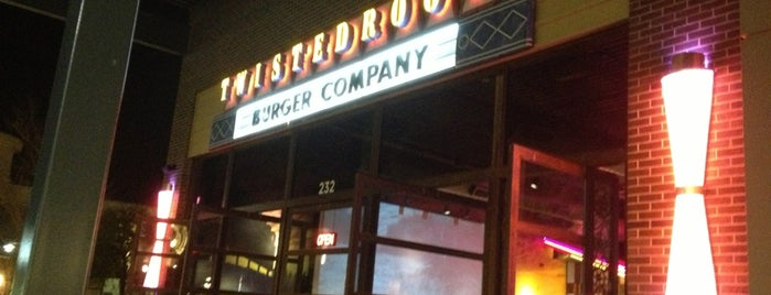 Twisted Root Burger Co is one of FOOD in Dallas-Ft Worth Metroplex.