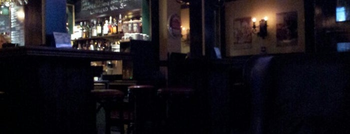 Pub - Viru Hotel Sport Bar is one of The Barman's bars in Tallinn.