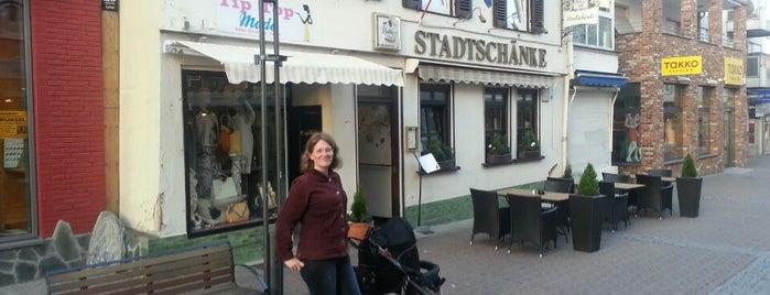 Stadtschänke is one of Restaurants.