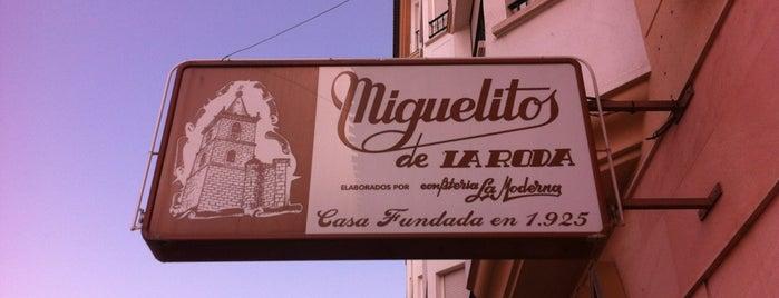 Miguelitos La Moderna is one of Pasteleria.