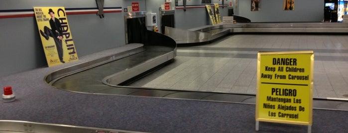 Baggage Claim is one of HAVALİMANLARI.