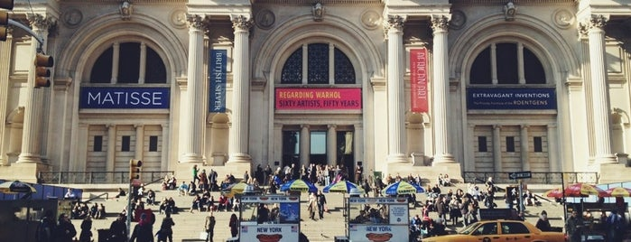 Museum Mile is one of Tourist attractions NYC.