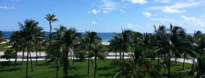 Edgewater South Beach is one of Beach Hotels in Miami Beach.
