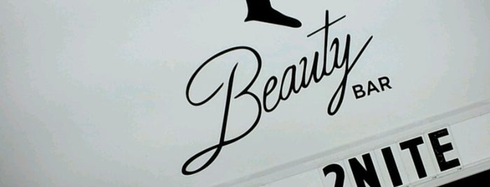 Beauty Bar is one of Best of DALLAS.