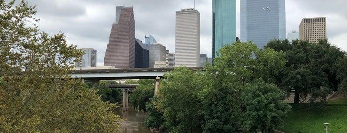 Buffalo Bayou Walk is one of Houston, TX.