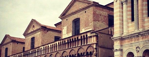 Piazza Trento e Trieste is one of Ferrara.
