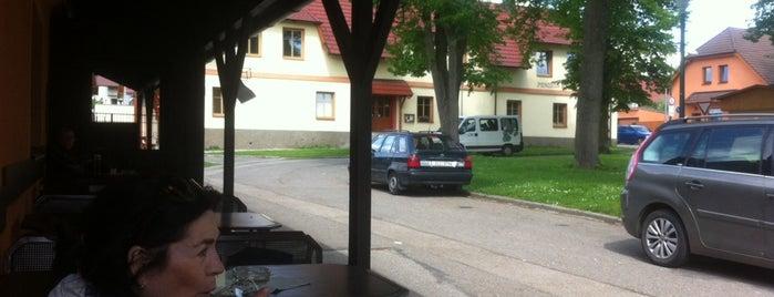Restaurant U Bilíků is one of můj seznam míst.