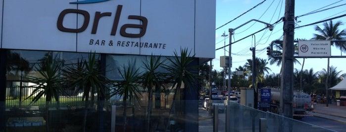 Orla Bar e Restaurante is one of Recife.