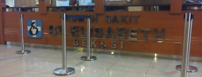 RS St. Elizabeth Kemang Pratama, Rawa Lumbu  Bekasi is one of Hospitals / Clinics.