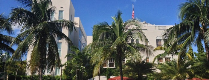 Kimpton Angler's Boutique Resort is one of Beach Hotels in Miami Beach.