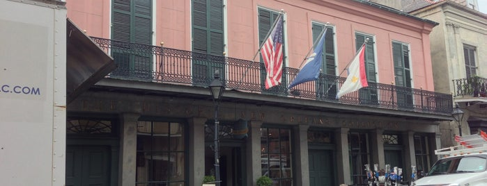 Historic New Orleans Collection is one of New Orleans/Lafayette.