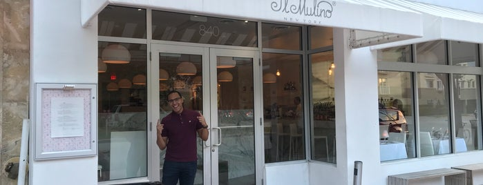 Il Mulino is one of Miami Eater.