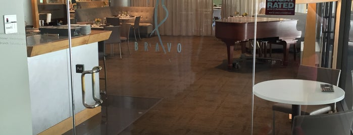 Bravo is one of Restaurants of the World.