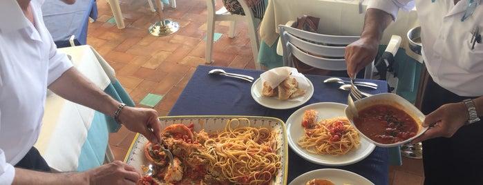Ristorante Terrazza Ciro a Mare - Capri is one of capri.