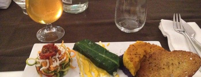 Mangiare vegan a Firenze
