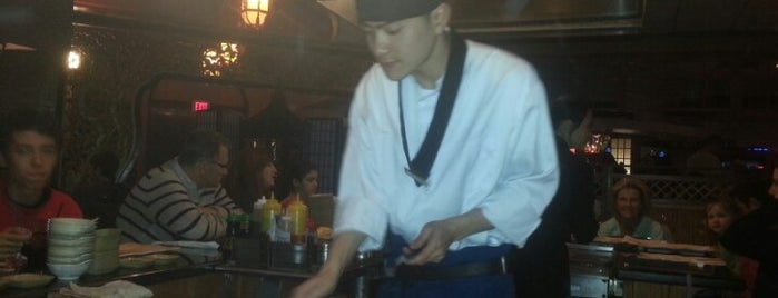 Ziki's Japanese Steakhouse is one of Favorite places to get food!.