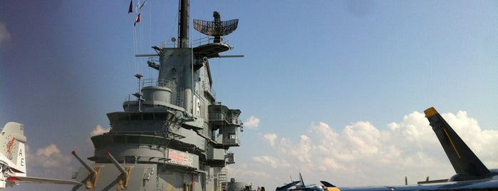 USS Lexington Museum On The Bay is one of Corpus Christi to-do.
