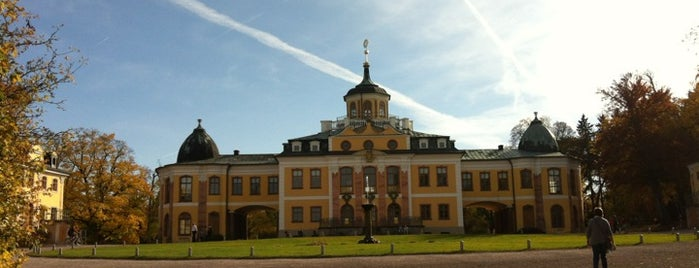 Schloss Belvedere is one of Weimar.