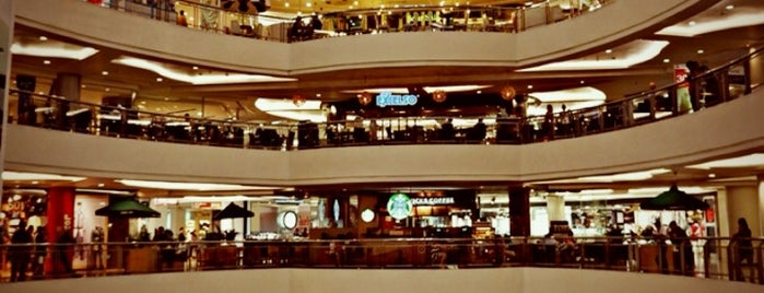 Tunjungan Plaza is one of Top 10 favorites places in Surabaya, Indonesia.