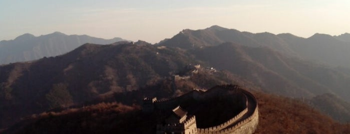 Great Wall at Mutianyu is one of Go Ahead, Be A Tourist.