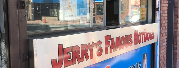 Jerry's Famous Frankfurters is one of Dogs in Jersey.