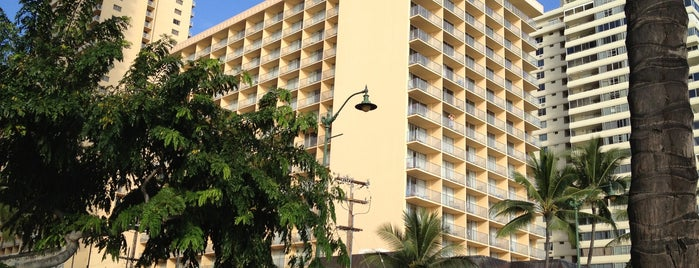 Pacific Beach Hotel Waikiki is one of MyFavoriteHotel.