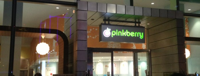 Pinkberry is one of Favs.