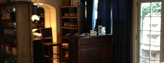 The Gendarmerie Boutique & Spa is one of The 15 Best Places for a Massage in Los Angeles.