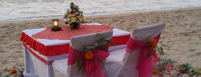 Jimbaran Beach Cafe is one of Nanda's All Favorite♥♚.