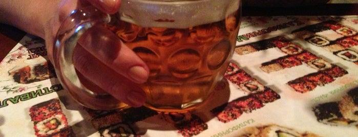 Вилладж Паб is one of Попить пива.