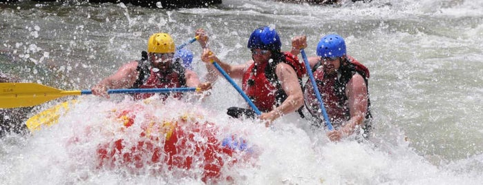 Independent Whitewater is one of Colorado Tourism.