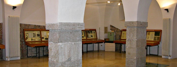 Museo della Sat is one of Trentino.