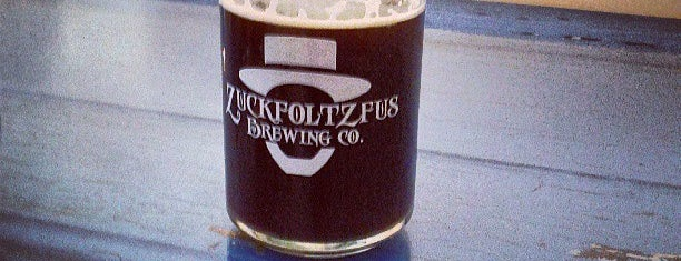 Zuckfoltzfus Brewing Co. is one of More breweries than you can shake a stick.